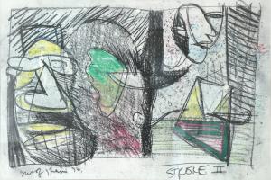 Lot 2-Yusof-Ghani-Stroke-II,-1994-48-x-72-cm