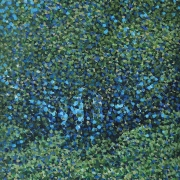 Dusun I, 2001 RM3,808.00-SOLD Oil on canvas 100 x 75 cm