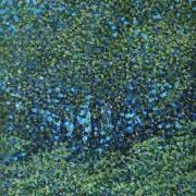 Dusun I, 2001 RM3,808.00-SOLD Oil on canvas 100 x 75 cm