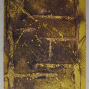 5-Dokumentasi 5, a:p 1:3, 1994 RM 2,750.00-SOLD   Etching (1:3)   24 x 16 cm