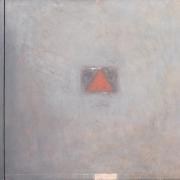 14-RM 44,000.00-SOLD   Acrylic on linen   69 x 207 cm