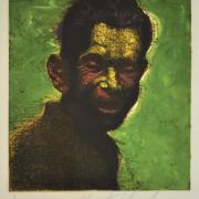 Lot 95-Ahmad-Zaki-Anwar,-Etching-on-paper,-1.1,-17.5-x-16-cm