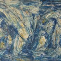 39-A.Latiff-Mohidin,-1996,Oil-on-canvas