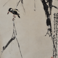 50-Zhao-Shao-Ang,-Ink-on-paper,-94-x-60cm