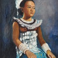 55-M.-Zain,-1970,-Oil-on-canvas,-69-x-55cm