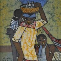 16-Kwan-Chin,-Back-from-the-Sea,-2012,-Batik,-44.5-x-38-cm