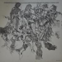 20-Khalil-ibrahim,-1997,-Pen-on-board,-40-x-40cm