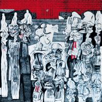 25-Zulkifli-Yusoff--'Island-People'-(1997)-Acrylic-on-Canvas-152cm-x-152cm-RM-28,000