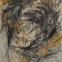 26-Yusof-Ghani,-Biring-XXIX,-2006,-Acrylic-and-charcoal-on-linen,-127-x-97cm(1)