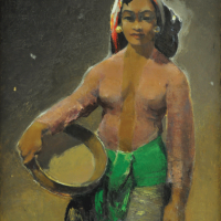 54-G.Pieter-Adolfs,-Oil-on-canvas,-80-x-60cm