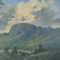 "64-Azhar-Idris-""Landscape""-46-x-81-1969"