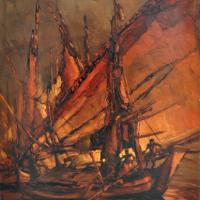 71-Oil-on-canvas,-80-x-60cm