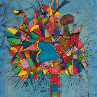77-Yusof-Abdullah,-Batik,-114-x-76cm