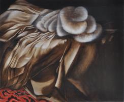 29-Mohd.-Akhir,-Peristiwa-Larut-Malam,-2013,-Mixed-media-on-canvas,-119-x-145-cm