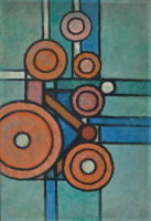38-Cenon,-M.-Rivera,-1966,-90-x-60cm