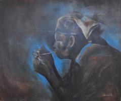 27-Mohd-Khairul-Izham,-2008,-Mixed-Media-on-Canvas,-90cm-x-107cm