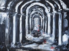 31-Faizal-Samat,-2010,-Acrylic-on-canvas,-91.5-x-121.5cm