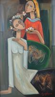 77-Keng-Seng-Choo,-(2),2010,-Oil-on-canvas,-81-x-45cm