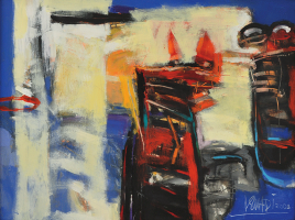 84-Ismadi-Salehuddin,-2003,-Acrylic-on-canvas,-90-x-121cm