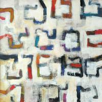 44-Tajuddin-Ismail-Homage-to-Chillida-III,-2015-152-x-152-cm