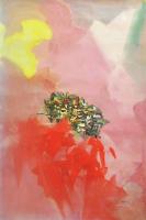 6-RSA-Village-In-The-Sky,-2010-Acrylic-on-canvas-120-x-90-cm
