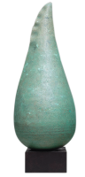 24-Ng-Eng-Teng-_Conical-Form_-(1985's)-clay-sculpture-with-an-impressed-seal-of-the-artist-56.5cm-high