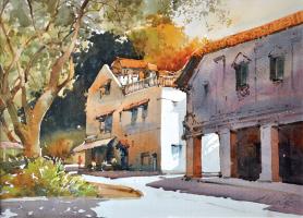 70-Ong-Kim-Seng-Watercolour-on-paper-20.5-x-28.5-cm