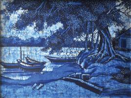 77-Ismail-Mat-Hussin-1981-Batik-73-x-96-cm