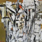 36-Awang-Damit-Ahmad,-Iraga-Belatik-Rapuh-II,-2007,-Mixed-medin-on-canvas,-204-x-173cm,-
