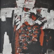 Lot 35-Awang-Damit-Ahmad-_Marista-Peredaran-Musim-1_97_-(1997)-Mixed-Media-On-Canvas-100cm-x-90cm-RM-80,000