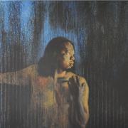 1-Puisi Jiwa 2, 2007 RM 44,000.00-SOLD | Acrylic on canvas | 134.5 x 259 cm