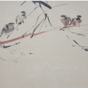 3-Untitled, Undated RM 8,250.00-SOLD | Chinese ink on rice paper | 26 x 36 cm