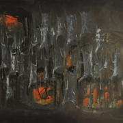 3-Voice of Nature, 1962 RM 18,000.00 - RM 28,000.00 | Acrylic on canvas | 130 x 135 cm