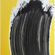 1-Siri Tenaga - Jurus II, 2008 RM 4,400.00-SOLD | Acrylic on canvas | 182 x 134 cm