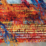 Lot 87-Dedy-Sufriadi-'Humanist-Theory'-2013-Mixed-media-on-canvas-145-x-200cm