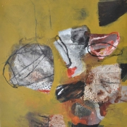 7-Position, 2008 RM 8,800.00-SOLD | Mixed media on canvas | 91 x 91 cm