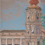 3-Nostalgia II, 1994 RM 3,850.00-SOLD | Pastel on paper | 40 x 27 cm