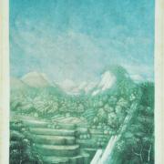 4-Rindu, 1981 RM 3,080.00-SOLD | Silkscreen, Edition 1:15 | 26 x 21cm