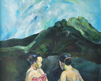 1-Spirit-of-the-Mountain-1996-RM-10000-RM-16000-AVAILABLE-Oil-on-canvas-126.5-x-125.5-cm