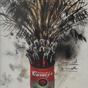 6-Drawing for Aqsa, 2011 RM 6,050.00-SOLD   Mixed media on paper   39 x 29 cm