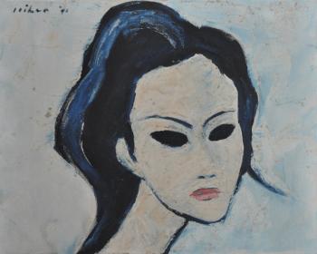 1_Lot-14-Jeihan-Sukmantoro-1991-Oil-on-canvas-40-x-50-cm