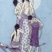33-RM 132,000.00-SOLD | Batik | 90 x 60 cm