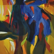 72-Khalil-Ibrahim-Vivacity-Acrylic-on-canvas-104-x-96.5cm
