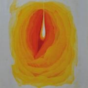 6-Abstract, 1983 RM 33,000.00-SOLD   Batik   108 x 105 cm
