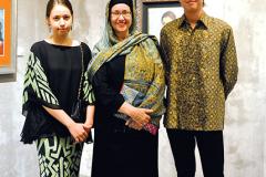 Raja-Bainunisa-Safia-Datin-Seri-Noraini-Jane-Kamarul-Ariffin-Datuk-Raja-Ahmad-Nazim-Azlan-Shah
