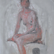 "5-Nude I, 2013 Kow Leong Kiang ""Nude I""  (2013)50 x 41 cm"