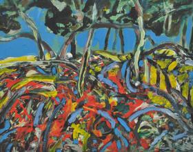 Oil Garden (2012)