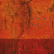 7-As I Try To Understand Man & His Nature, 2005 RM 5,500.00-SOLD | Mixed media on paper | 99 x 75 cm