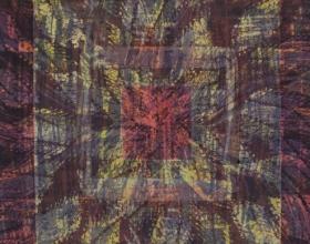 8-Fatimah Chik, 2000, Batik, 116cmx75cm