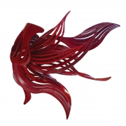 Lot-12-Abdul-Multhalib-Musa-22Bloom-Series22-2013-Lasercut-Mild-Steel-2003-30cm-x-30cm-x-30-cm-